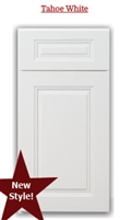A SAMPLE DOOR TAHOE WHITE