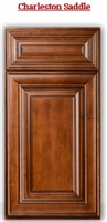 A SAMPLE DOOR Charleston Saddle