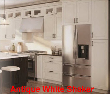 Antique White Shaker